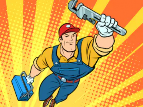 Who is the Wrestler Known as the Son of a Plumber?